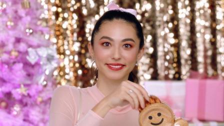 Too Faced圣诞姜饼人系列,唤醒粉色少女心