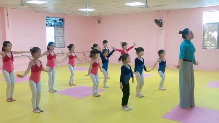 第四版中国舞考级第二级《宝宝要睡觉》C3班
