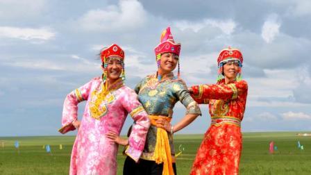 美丽的呼伦贝尔大草原之四【猛犸公园、巴尔虎蒙古部落】