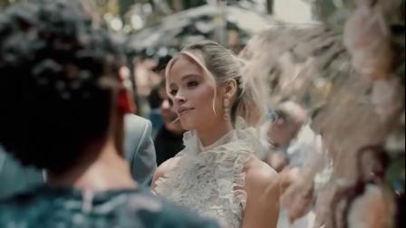 卡卡&卡罗的婚礼,此刻浪漫ManBetX属于她们