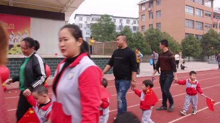 智慧星幼儿园篮球嘉年华大型亲子运动会