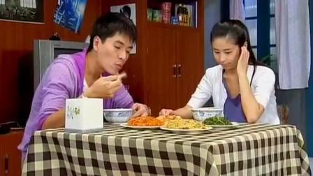 小菊的春天:总经理第一次给灰姑娘做饭吃,灰姑娘感动不已