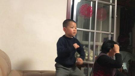 任浩驰舞蹈(2019.11.18)