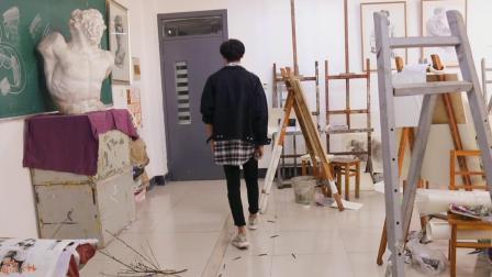 高清美术生专属微电影《小小的梦想》,致敬所有美术生!