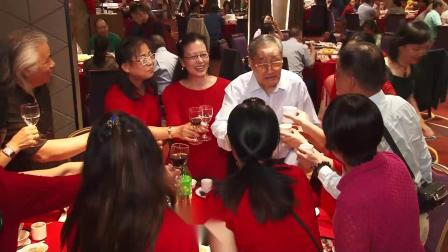罗老先生八十八米寿精华片段(海山主持寿宴)