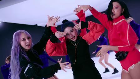 [杨晃]韩国实力女团MAMAMOO全新舞蹈版单曲 HIP