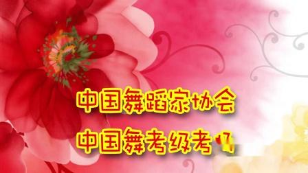 中国舞蹈家协会中国舞考级考场(2)