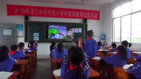 二年级语文《雷雨》教学视频