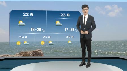 20191120 茂名天气预报节目
