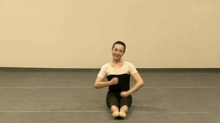 中国舞蹈家协会少儿中国舞舞蹈等级考试标准示范教学一级-【完整版】
