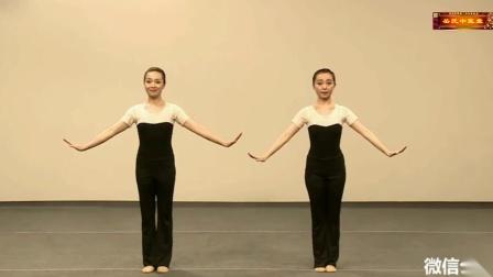 中国舞蹈家协会少儿中国舞舞蹈等级考试标准示范教学一级-10 美丽的夜晚