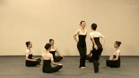 中国舞蹈家协会少儿中国舞舞蹈等级考试标准示范教学一级-08 碰碰身体