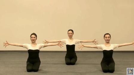 中国舞蹈家协会少儿中国舞舞蹈等级考试标准示范教学一级-06 小雪花