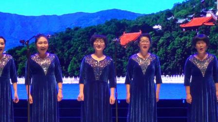 19111706女声小组唱《微山湖》纪实DV