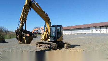 2002年卡特彼勒314C CR挖掘机