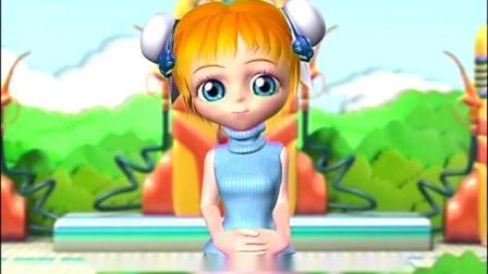 宝宝学英语动画系列之汉堡包怎么会有小巴掌印