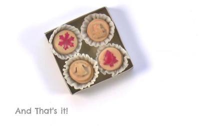 DIY圣诞饼干软陶教程