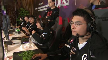 2019MDL成都Major 淘汰赛胜者组第二轮 VG VS EG 第二场