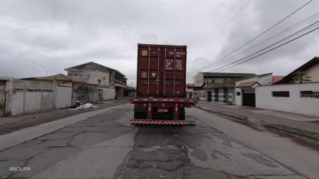 巴西・巴拉那州・巴拉那瓜 2019.11.20