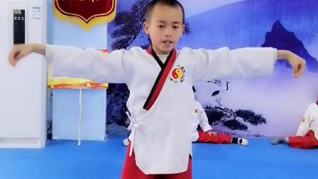 三字经拳 李臧豪 20191117上午
