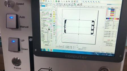 TBK958A激光拆屏机安装自动居中模具最新操作视频