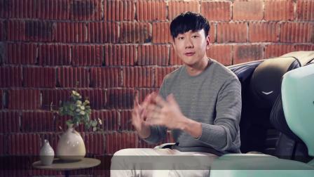 JJ林俊杰 快问快答-代言OSIM傲胜 V手天王按摩椅-梦想篇