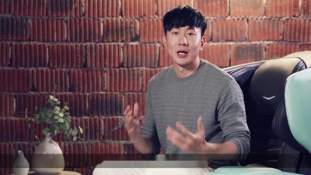JJ林俊杰 快问快答-代言OSIM傲胜 V手天王按摩椅-生活篇