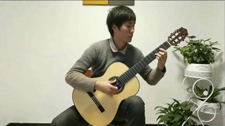 【古典吉他】巴赫前奏曲BWV999
