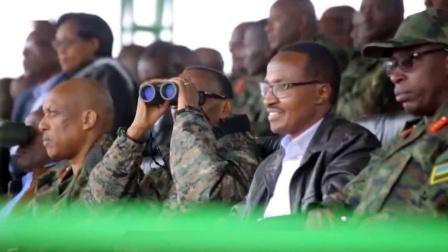 有什么样的师傅就有什么样的徒弟 卢旺达阅兵一鸣惊人