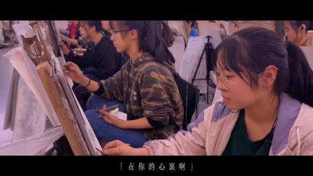 杭州孪生画室城堡校区精品美院师上课日常