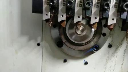 走芯机加工,宏程序