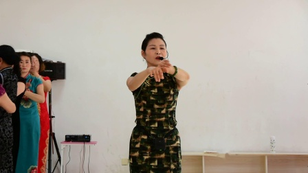 洋县旗袍文化协会培训学习视频(中)
