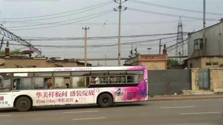 2016年7月抚顺605路公交车运转纪实(上)