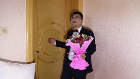 孔维智,于小翠婚礼视频