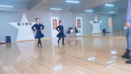 安徽含山县华艺文化艺术培训中心星空小模特学员