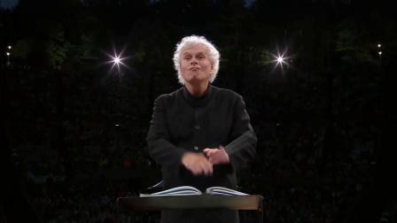 2018柏林爱乐森林音乐会《再见!西蒙爵士》07-奥托里诺.雷斯庇基:罗马的松树