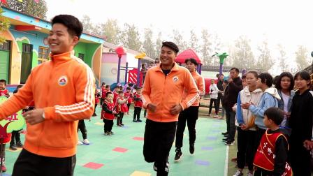2019年小潭乡中心幼儿园第九届亲子运动会《开场舞》