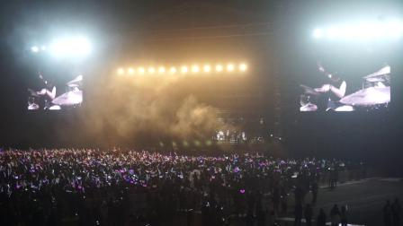 20191123张韶涵寓言苏州演唱会《我恋爱了》(最后一首)