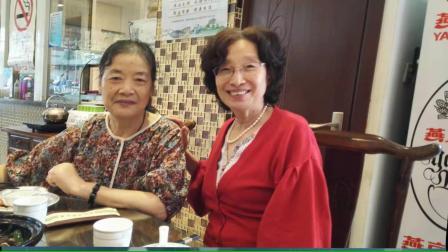 2019-09-21雨蒙蒙情切切——记述修理连上海战友聚会