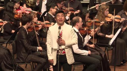 """""""建功大科城 放歌新时代""""湖南师范大学庆祝新中国成立70周年大型交响音乐会2"""