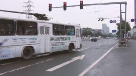太原沪产SK5105GP无轨电车视频