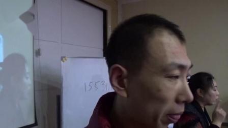 石家庄(中岐康)刘艳产后修复讲能量手加手法治疗抬头纹