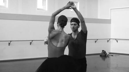 柏林 Ratmansky版舞姬 排练片段 Polina Semionova & Alejandro Virelles 