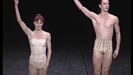 Jiri Kylian作品 Petite Mort 片段 Sylvie Guillem, Massimo Murru