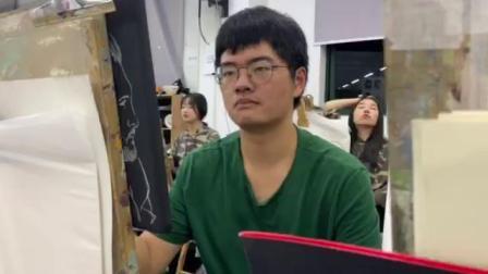杭州孪生画室城堡校区上课日常11.21
