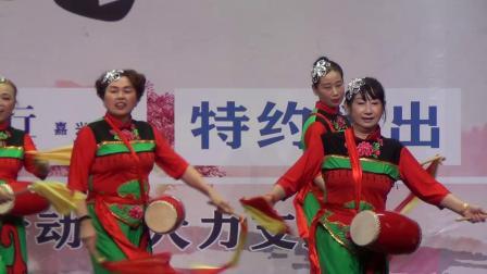 19112108 腰鼓舞表演《火火的中国》纪实DV