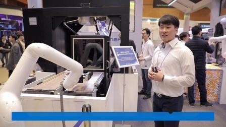 协作机器人 X Delta机器人物流自动化演示_纽禄美卡(Neuromeka)