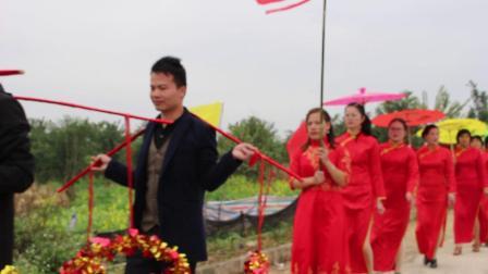 【来宾佳缘摄影】2019.2来宾市兴宾区小平阳镇三联新村首届金花回娘家
