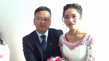侯涛 罗霞霞 婚礼纪念