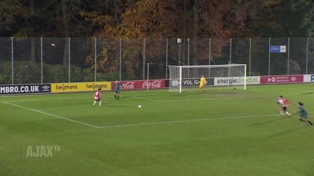 青训梯队比赛集锦:PSV埃因霍温U17 - 阿贾克斯U17